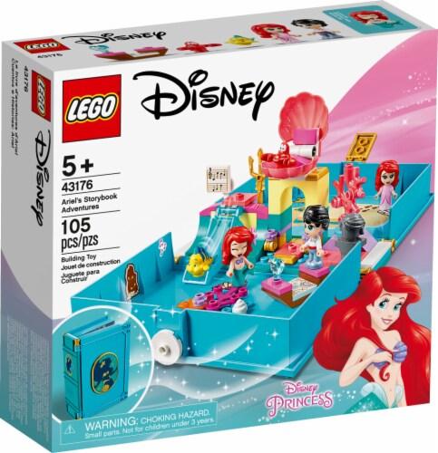 LEGO® Disney Ariel's Storybook Adventures Perspective: front