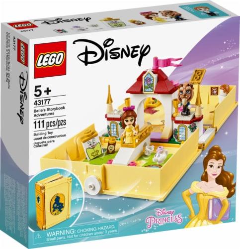 43177 LEGO® Disney Belle's Storybook Adventures Perspective: front