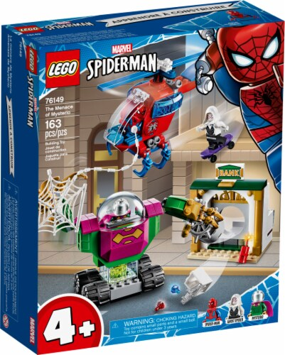 LEGO® Marvel Spider-Man The Menace of Mysterio Building Toy Perspective: front