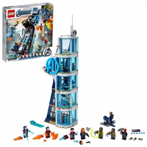 76166 LEGO® Marvel Avengers Avengers Tower Battle Perspective: front