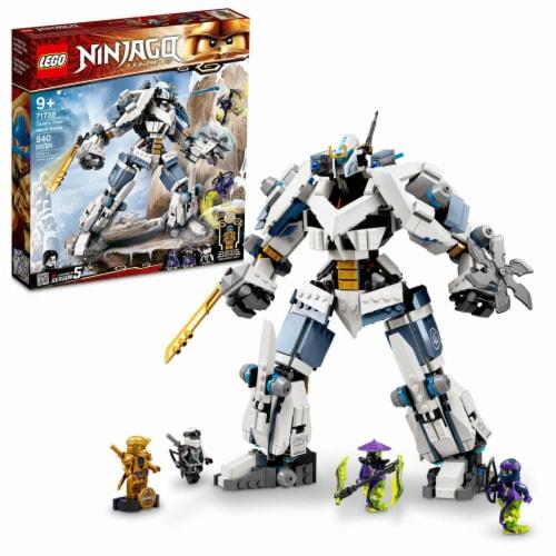 71738 LEGO® Ninjago Legacy Zane's Titan Mech Battle Perspective: front