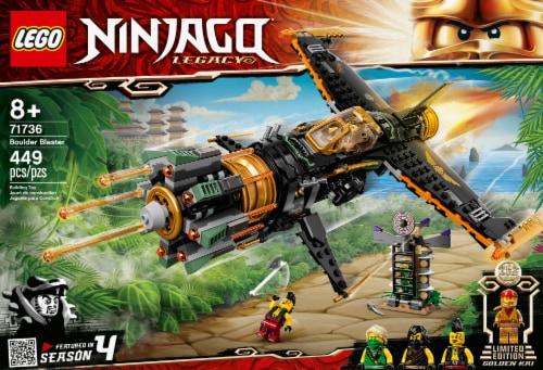 71736 LEGO® Ninjago Legacy Boulder Blaster Perspective: front