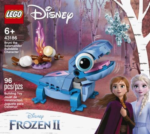 43186 LEGO® Disney Frozen 2 Bruni the Salamander Perspective: front