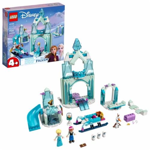 43194 LEGO® Disney Frozen Anna and Elsa's Frozen Wonderland Perspective: front