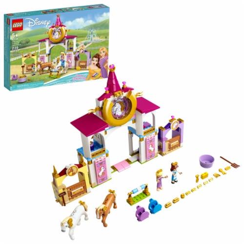 LEGO® Belle and Rapunzels Royal Set Perspective: front