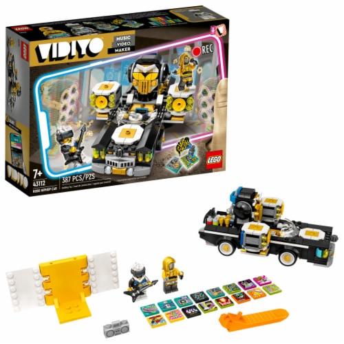43112 LEGO® Robo Hiphop Car Building Set Perspective: front