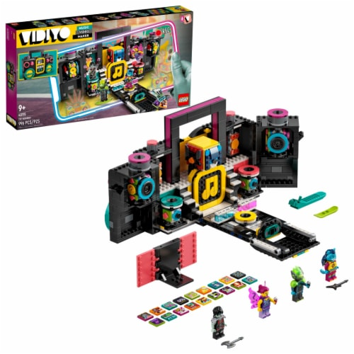 LEGO® The Boombox Perspective: front
