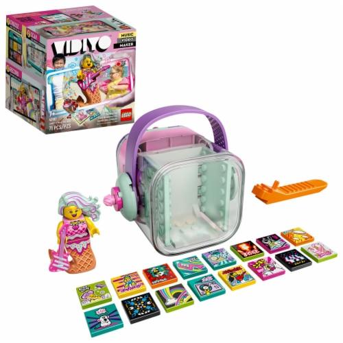 43102 LEGO® VIDIYO Candy Mermaid Beatbox Building Toy Perspective: front