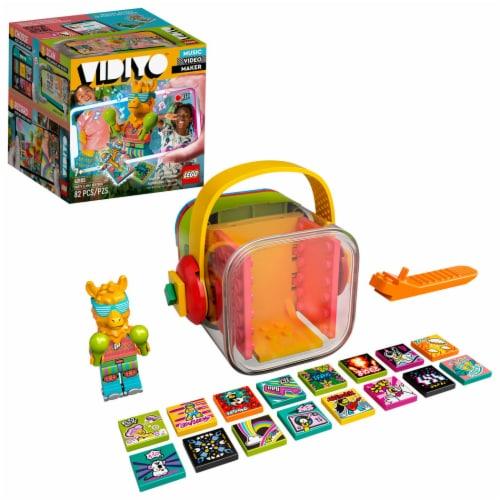 LEGO® VIDIYO Party Llama Beatbox Building Toy Perspective: front