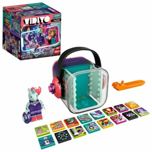 43106 LEGO® VIDIYO Unicorn DJ Beatbox Building Toy Perspective: front