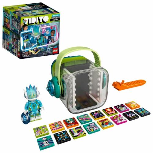 43104 LEGO® VIDIYO Alien DJ Beatbox Building Toy Perspective: front