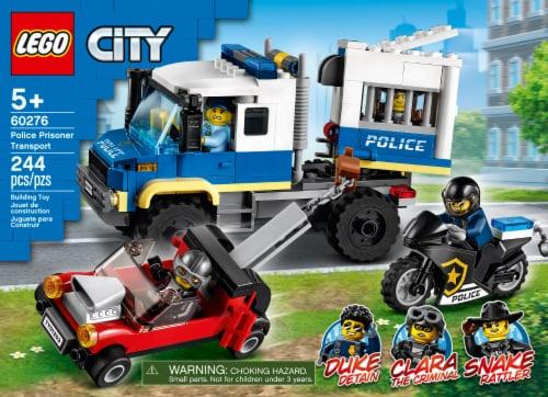 60276 LEGO® City Police Prisoner Transport Perspective: front