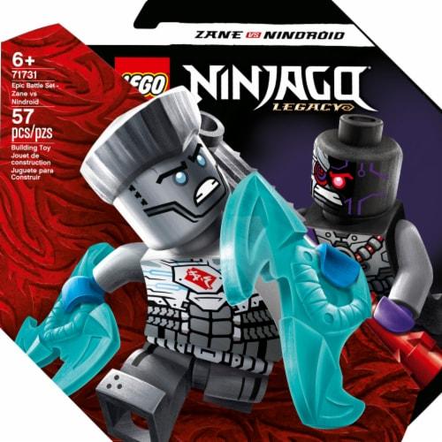 LEGO® Ninjago Legacy Epic Battle Set Zane vs. Nindroid Perspective: front