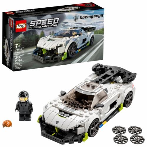 76900 LEGO® Speed Champions Koenigsegg Jesko Perspective: front
