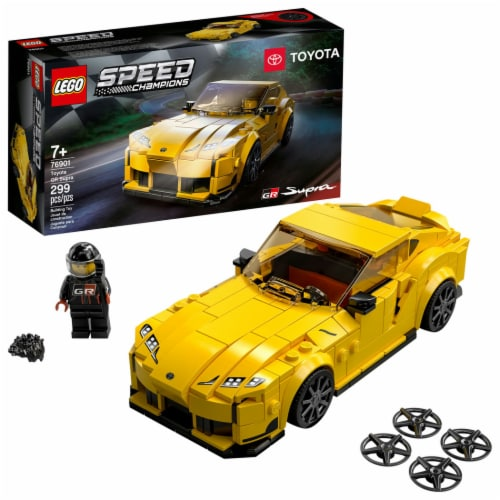 76901 LEGO® Speed Champions Toyota GR Supra Perspective: front