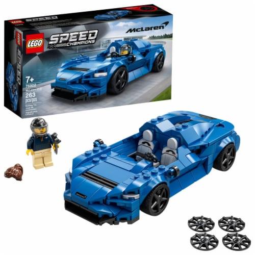 76902 LEGO® Speed Champions McLaren Elva Perspective: front