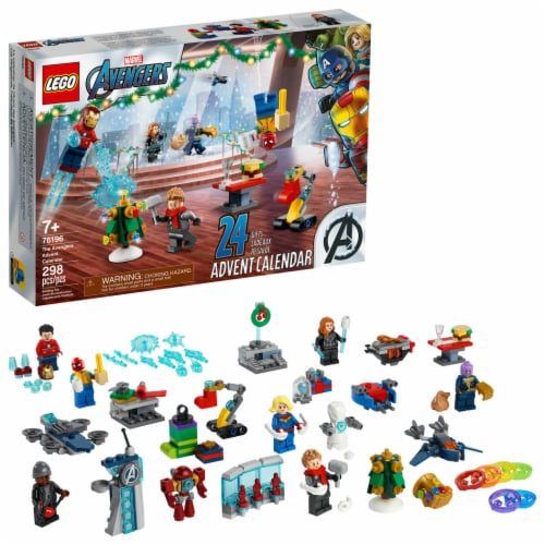 LEGO® 76196 The Avengers Advent Calendar Perspective: front