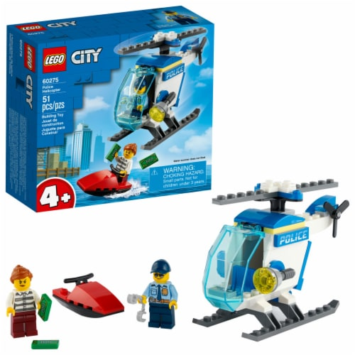 60275 LEGO® City Police Helicopter Perspective: front