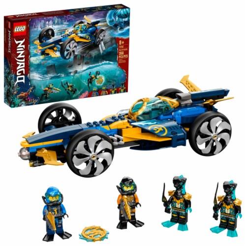 LEGO® Ninjago Ninja Sub Speeder Perspective: front