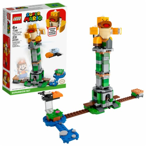 71388 LEGO® Super Mario Boss Sumo Bro Topple Tower Perspective: front