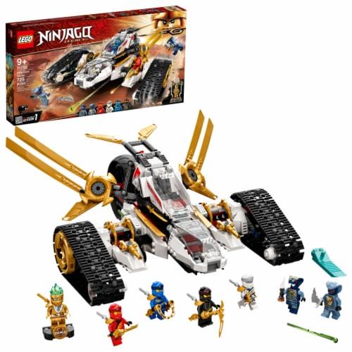 LEGO® Ninjago Legacy Ultra Sonic Raider Perspective: front