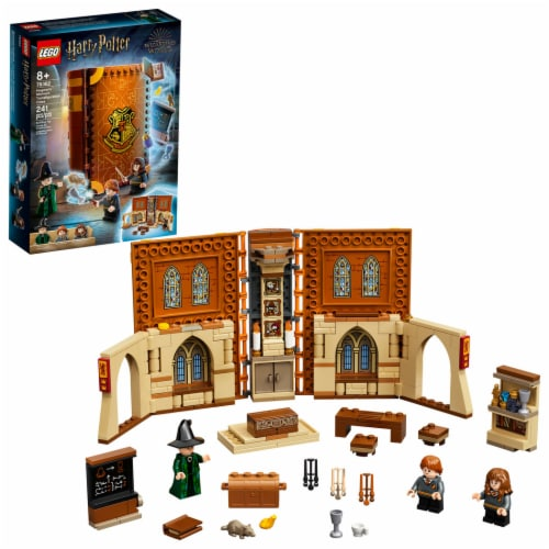 76382 LEGO® Harry Potter Hogwarts Moment: Transfiguration Class Perspective: front
