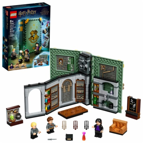 76383 LEGO® Harry Potter Hogwarts Moment: Potions Class Perspective: front