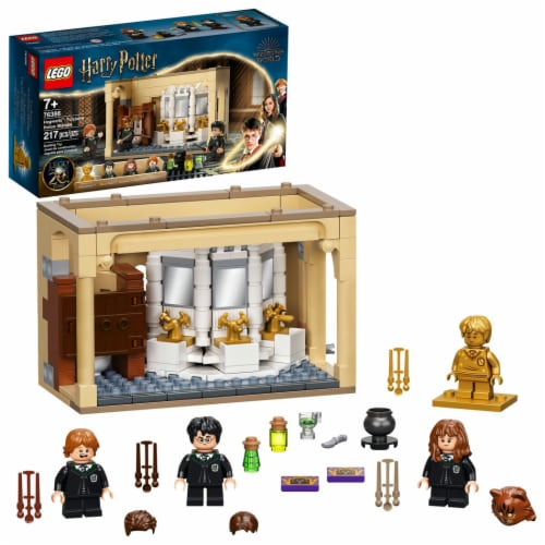 LEGO® Harry Potter Hogwarts Polyjuice Potion Mistake Building Set Perspective: front