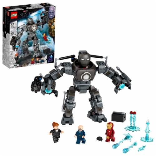 LEGO® The Infinity Saga Iron Man Building Set Perspective: front
