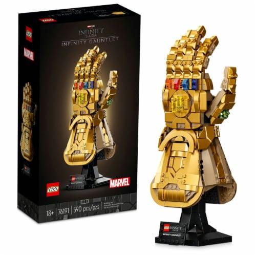 76191 LEGO® Marvel Infinity Gauntlet Perspective: front