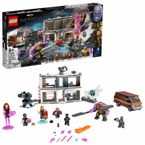 LEGO® Marvel Studios The Infinity Saga Avengers Endgame Final Battle Perspective: front