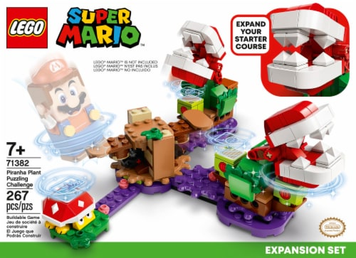 71382 LEGO® Super Mario Piranha Plant Puzzling Challenge Expansion Set Perspective: front