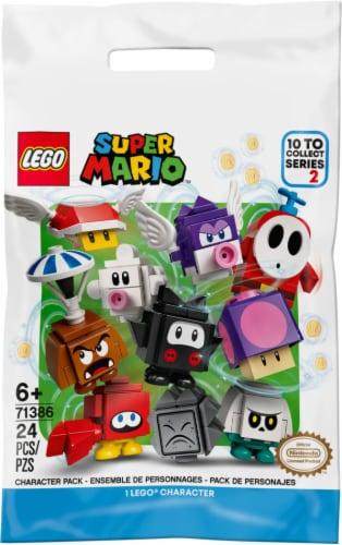LEGO® Super Mari Action Figure Perspective: front