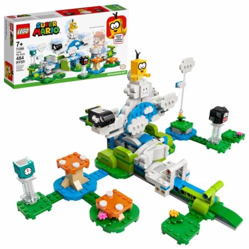 71389 LEGO® Super Mario™ Lakitu Sky World Perspective: front