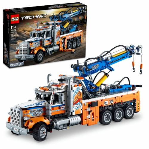 LEGO® Technic Heavy-Duty Tow Truck Perspective: front
