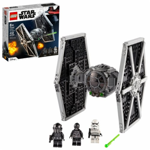 75300 LEGO® Disney Star Wars Imperial TIE Fighter Perspective: front