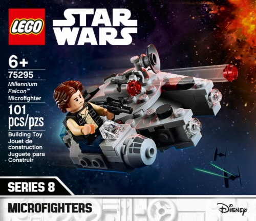 75295 LEGO® Star Wars Millennium Falcon Microfighter Perspective: front