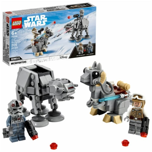 75298 LEGO® Star Wars AT-AT vs Tauntaun Microfighters Perspective: front
