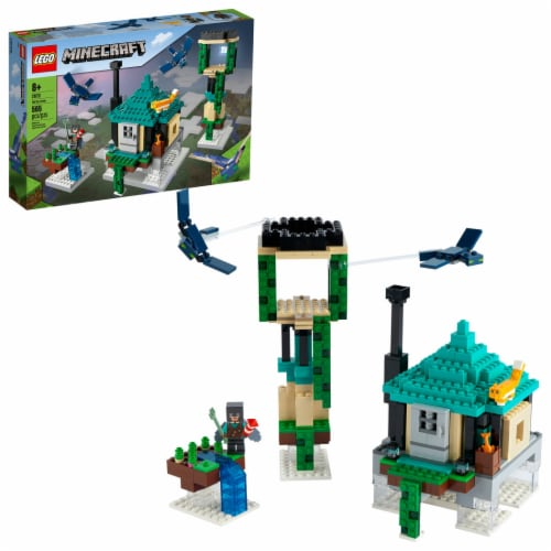 LEGO® Minecraft The Sky Tower Perspective: front