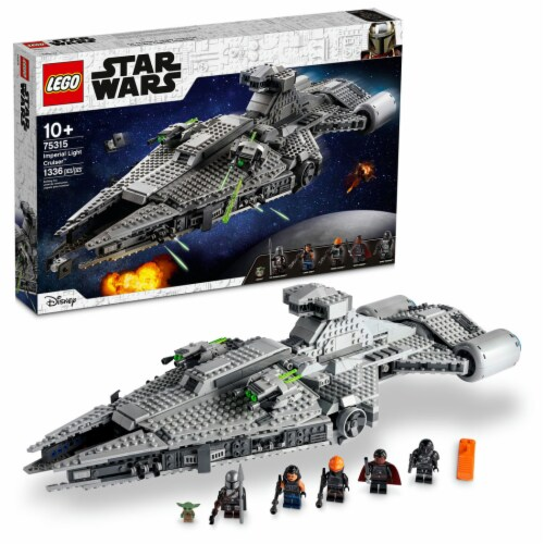 LEGO® Star Wars Imperial Light Cruiser Perspective: front