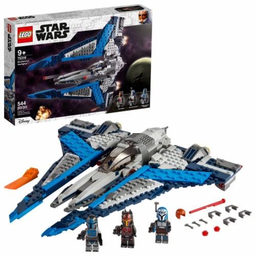 LEGO® Star Wars Mandalorian Starfighter Perspective: front