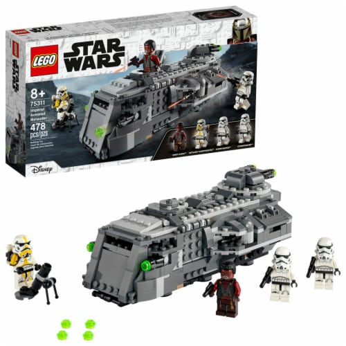 LEGO® Star Wars Imperial Armored Marauder Building Set Perspective: front