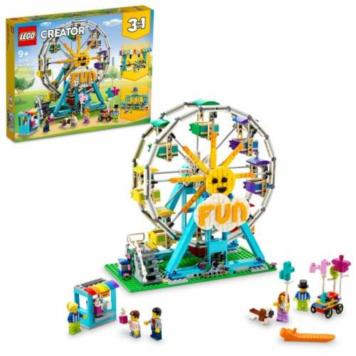 LEGO® Creator Ferris Wheel Perspective: front