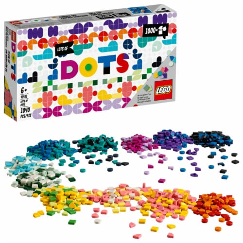 LEGO® Lots of DOTS Perspective: front