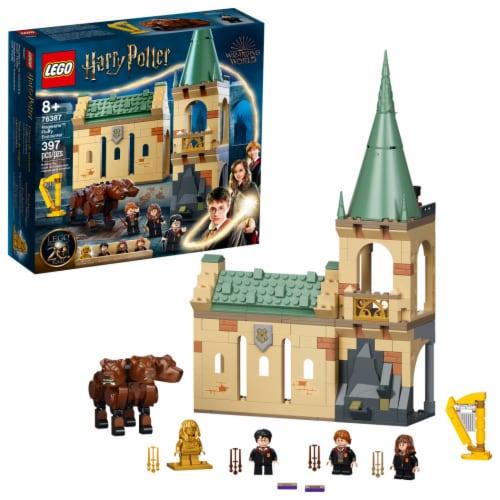 76387 LEGO® Harry Potter™ Hogwarts™: Fluffy Encounter Perspective: front