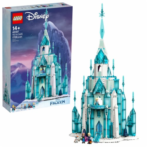 LEGO® Disney The Ice Castle Perspective: front