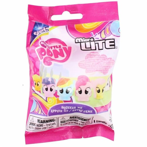 My Little Pony Fash'Ems Blind Bag LED Micro Lite, One Random Perspective: front