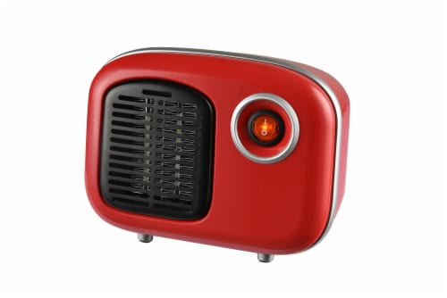 ProFusion Heat Mini Ceramic Heater - Assorted Perspective: front