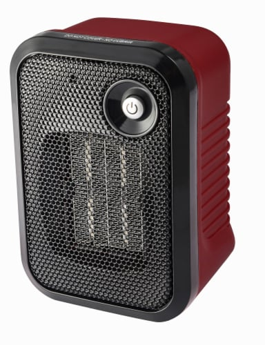 Profusion Heat Personal Ceramic 400-Watt Heater Perspective: front