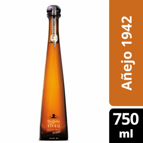 Don Julio 1942 Anejo Tequila Perspective: front